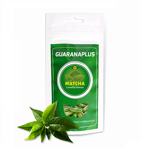 Guaranaplus Matcha tea kapsle 100ks