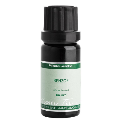 Nobilis Tilia Benzoe absolue 50% 10ml