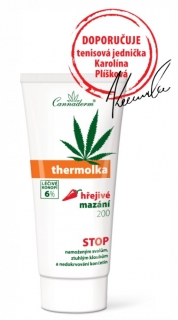 Cannaderm Thermolka 200ml