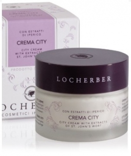 Locherber CITY CREAM, 50 ml