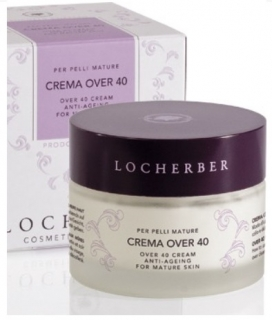 Locherber Krém OVER 40, 50 ml
