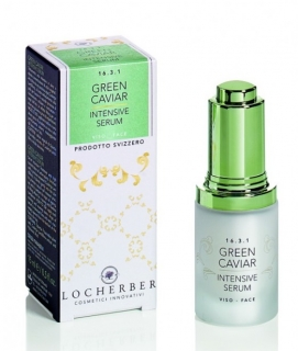 Locherber GREEN CAVIAR INTENSIVE SERUM, 15 ml