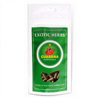 Exotic Herbs Guarana 100 kapslí