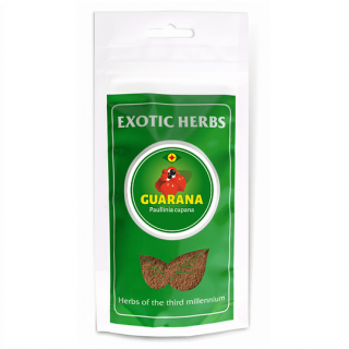Exotic Herbs Guarana prášek 100g