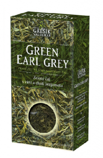 Grešík Green Earl Grey 70 g